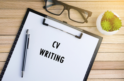 Help! I Need a New CV. Don't worry, we can help you