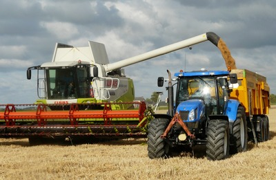 What Machinery Jobs do Agricultural and Farming Jobs recruit for?